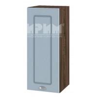 Горен кухненски шкаф 30 см Сити ВФ-Деним мат-06-1