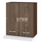 Горен кухненски шкаф 60 см за аспиратор Сити ВО - 13