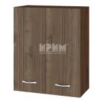 Горен кухненски шкаф 60 см с 2 врати Сити ВО - 3