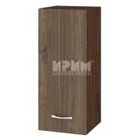 Горен кухненски шкаф 30 см с 1 врата Сити ВО - 1