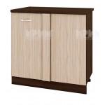 Сити ВА 42 долен кухненски шкаф 100 см за ъгъл с ТУП