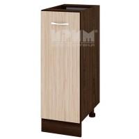 Сити ВА 20 Долен кухненски шкаф 30 см с една врата без ТУП
