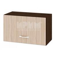 Горен кухненски шкаф с една хоризонтални врати Сити ВА 15