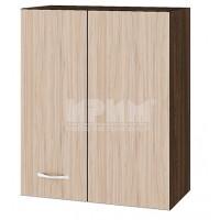 Горен кухненски шкаф за ъгъл с една врата Сити ВА 17
