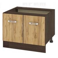 """CITY ВД - 132 кухненски долен шкаф 60 см без термо плот шкаф за """"РАХОВЕЦ"""""""