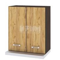 CITY ВД - 113 кухненски горен шкаф 60 см шкаф за аспиратор