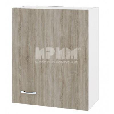CITY БС - 117 кухненски горен шкаф 60 см за ъгъл с врата и рафт