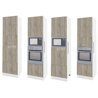 CITY БС - 48 кухненски колонен шкаф 60 см с 4 врати