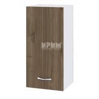 Горен кухненски шкаф 35 см с 1 врата Сити БО - 16