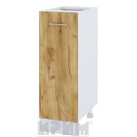 CITY БД - 320 кухненски долен шкаф 30 см с една врата - без горен плот
