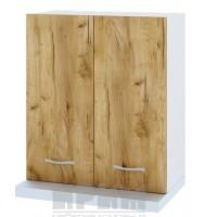 CITY БД - 313 кухненски горен шкаф 60 см за аспиратор