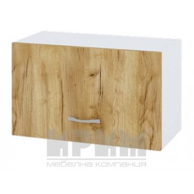 CITY БДД 15 кухненски горен шкаф 60 см с една хоризонтална врата