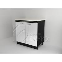 Долен кухненски шкаф с две врати Д5