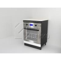 Долен кухненски шкаф за фурна за вграждане Д4