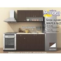Кухня 130 см Мареа 2
