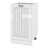 БФ-04-01-93 кухненски долен шкаф 50 см без горен плот - ляв
