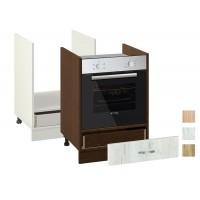Долен кухненски шкаф за печка за вграждане Бени 601Ф
