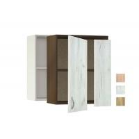 Горен кухненски шкаф 60 см Бени 61 за ъгъл