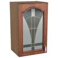 Кухненски шкаф горен В 40х72 витрина