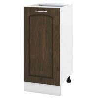 БФ-03-04-21 кухненски долен шкаф 40 см без горен плот - десен