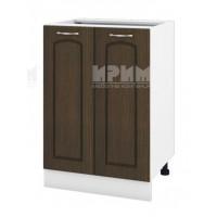 БФ-03-22 кухненски долен шкаф 60 см без горен плот