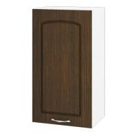 БФ-03-04-02 кухненски горен шкаф 40 см с врата и рафт (десен)