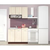 Кухня Ирис 1 - обща дължина 110 см