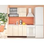Кухня Ирис 2 - обща дължина 140 см