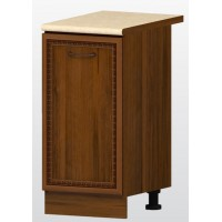 РАВЕНА В 5 долен кухненски шкаф 40 см с една врата