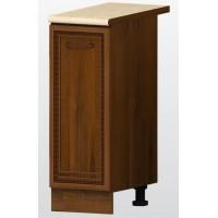 РАВЕНА В 22 долен кухненски шкаф 30 см с една врата