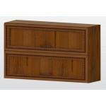 РАВЕНА G 34 горен кухненски шкаф 100 см с 2 клапващи врати