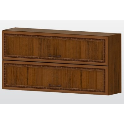 РАВЕНА G 35 горен кухненски шкаф 120 см с 2 клапващи врати