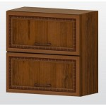РАВЕНА G 32 горен кухненски шкаф 60 см с 2 клапващи врати