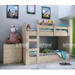 Двуетажно легло Сити 5015