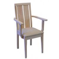 Стол от бук за трапезария Шахар - кресло
