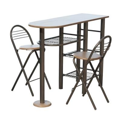 Комплект барплот с два стола ХД