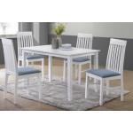 Комплект маса + 4 стола BENKLIS