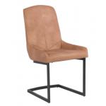 Трапезен стол Carmen 374 - праскова
