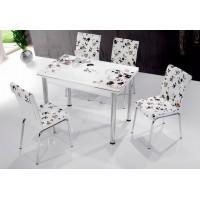 Разтегателна Маса + 4 стола TOSIA I