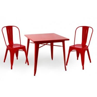 Метален стол LOT