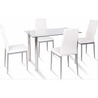 Трапезарна маса от стъкло OTIS