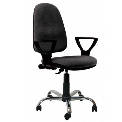 1080 MEK CR Офис стол с подлакътници