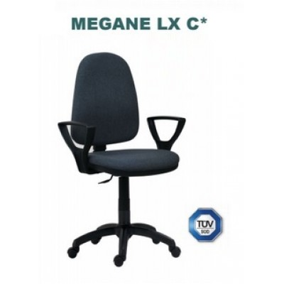 Офис стол с подлакътници Megane LX
