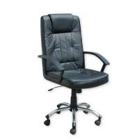 Мениджърско кресло с метална кръстачка M-68 CR