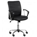 Работен офис стол Carmen 7043 - черен