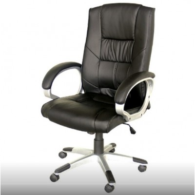Офис стол 645 - черен
