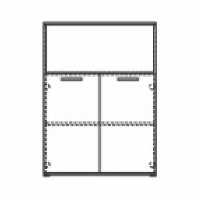 Модул Гранд 12 - шкаф