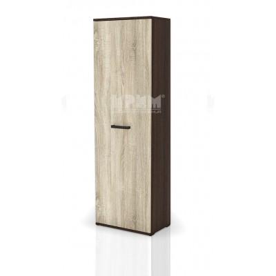 Модул Гранд 30 - еднокрилен гардероб с лост