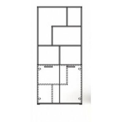 Модул Гранд 24 - шкаф