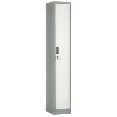 Метален шкаф CR - 1242-1 LUX